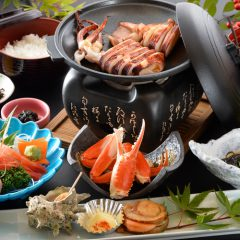 Seafood Grill Meal: ¥2,220