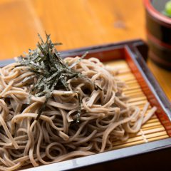 Chilled Soba: ¥760