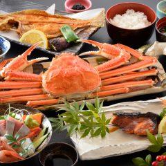 Tojinbo Meal: ¥3,950