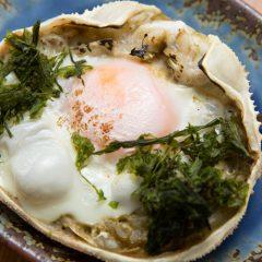 Crab Zosui (Rice Porridge): ¥1,080