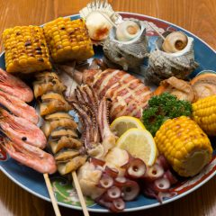 Deluxe Seafood Grill: ¥4,000
