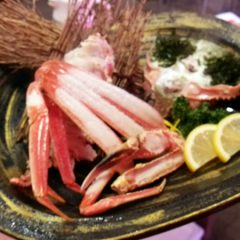 Echizen Snow Crab, Grilled Crab Medium size, 1 crab: from ¥16,200
