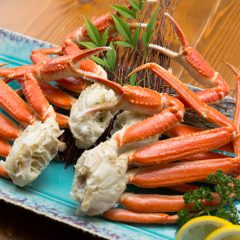 Crab Leg Dishes (for 2 people)