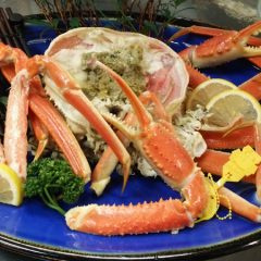 Boiled Echizen Snow Crab Medium size, 1 crab: from ¥16,200