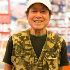 Nickname: Toshi-san