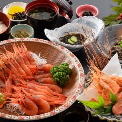 Port Of Mikuni Deep-Water Shrimp Meal:¥1,620