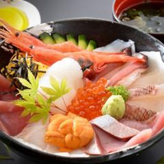 特選海鮮丼 なぎさ汁付き 3,500円